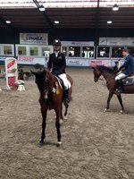 Salzkotten: Doppelsieg in Springpferdeprüfungen